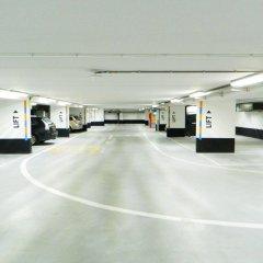 Отель NH Brussels EU Berlaymont парковка