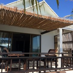 Отель Sarikantang Resort And Spa балкон