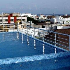 Отель Soho Playa Плая-дель-Кармен бассейн фото 3