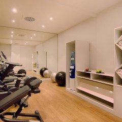 Отель NH Torino Centro фитнесс-зал фото 2