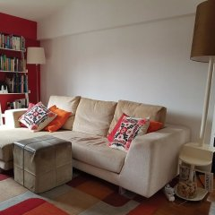 Апартаменты Stylish Lisbon Apartment in Alfama комната для гостей фото 3