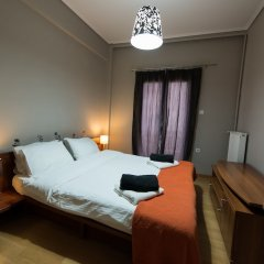 Апартаменты Luxury Cozy Apartment near Acropolis комната для гостей