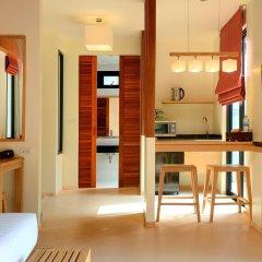 Отель The Mangrove Panwa Phuket Resort 4* Студия Делюкс с различными типами кроватей фото 2