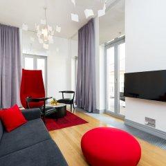 Отель EMPIRENT Aquarius Apartments Чехия, Прага - отзывы, цены и фото номеров - забронировать отель EMPIRENT Aquarius Apartments онлайн комната для гостей фото 3