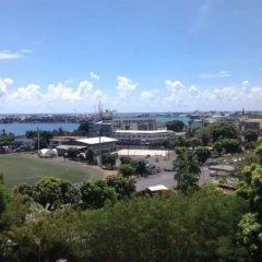 Отель Studio Maru Here Французская Полинезия, Папеэте - отзывы, цены и фото номеров - забронировать отель Studio Maru Here онлайн пляж