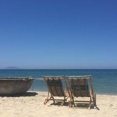 Отель Palm View Villa пляж