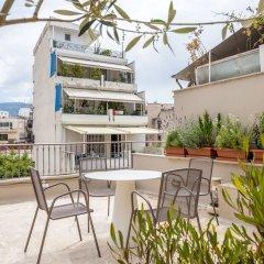 Отель In the heart of Athens балкон