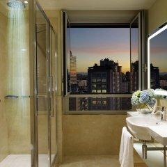Отель UNAHOTELS Century Milano ванная