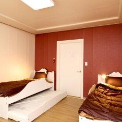 Отель Triangel Guesthouse Южная Корея, Сеул - отзывы, цены и фото номеров - забронировать отель Triangel Guesthouse онлайн комната для гостей фото 5