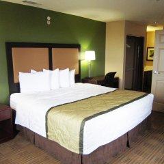 Отель Extended Stay America - Columbus - Polaris США, Колумбус - отзывы, цены и фото номеров - забронировать отель Extended Stay America - Columbus - Polaris онлайн комната для гостей фото 2
