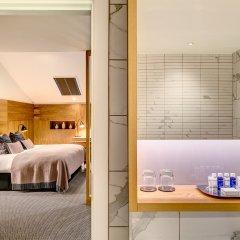 Отель Apex Waterloo Place Эдинбург в номере фото 2