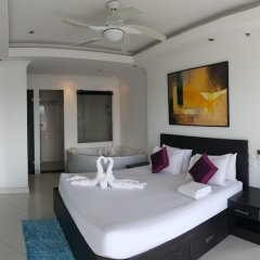 Отель Vtsix Condo Service at View Talay Condo комната для гостей фото 4