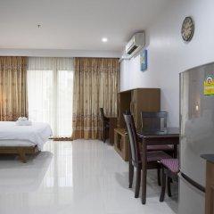 Отель View Talay 3 Beach Apartments Таиланд, Паттайя - отзывы, цены и фото номеров - забронировать отель View Talay 3 Beach Apartments онлайн комната для гостей фото 5