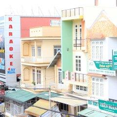 Отель Thien Hoang Guest House Вьетнам, Далат - отзывы, цены и фото номеров - забронировать отель Thien Hoang Guest House онлайн городской автобус