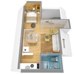 Апартаменты Olivier удобства в номере