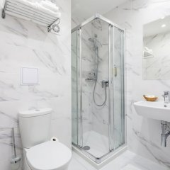 Отель Kampa Stara zbrojnice Sivek Hotels Чехия, Прага - 12 отзывов об отеле, цены и фото номеров - забронировать отель Kampa Stara zbrojnice Sivek Hotels онлайн ванная фото 2
