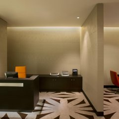 Отель Hilton Capital Grand Abu Dhabi спа