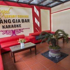 Отель Royal Sapa Hotel Вьетнам, Шапа - отзывы, цены и фото номеров - забронировать отель Royal Sapa Hotel онлайн интерьер отеля