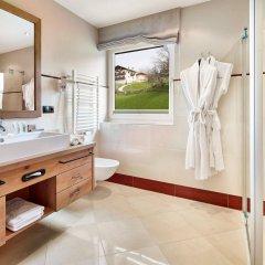 Hotel Chalet Mirabell Авеленго ванная фото 2