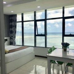 Апартаменты Nha Trang Star Beach Apartments комната для гостей фото 4