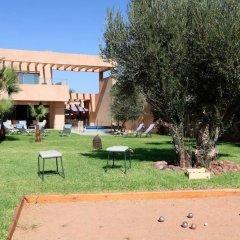 Отель Villa Firdaous развлечения