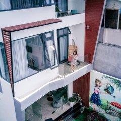 Отель Dalat Memory Inn Далат балкон