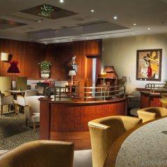Отель Intercontinental Prague Прага гостиничный бар