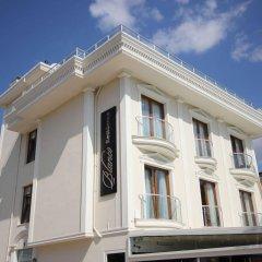 Blanco Hotel Турция, Стамбул - отзывы, цены и фото номеров - забронировать отель Blanco Hotel онлайн вид на фасад