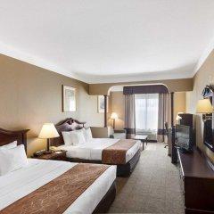 Отель Comfort Suites Plainview комната для гостей фото 2