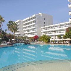 Отель Grecian Bay Айя-Напа бассейн