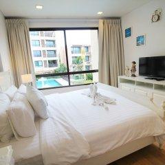Отель Marrakesh Condo Residence by Hua hin property online комната для гостей