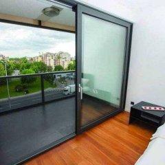 Апартаменты Nova Galerija Apartments балкон