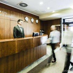 Отель Archibald City Чехия, Прага - - забронировать отель Archibald City, цены и фото номеров интерьер отеля