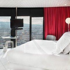 Отель Barcelo Raval Барселона сейф в номере