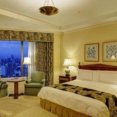 Отель Chinzanso Tokyo Япония, Токио - отзывы, цены и фото номеров - забронировать отель Chinzanso Tokyo онлайн комната для гостей фото 4