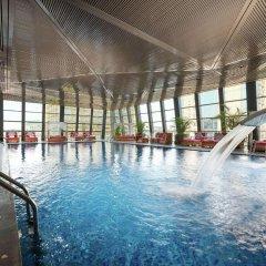 Отель Hilton Beijing Wangfujing бассейн