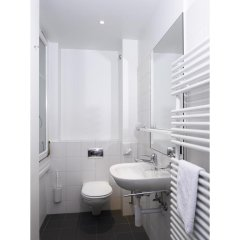 Hotel-Pension Marthahaus ванная