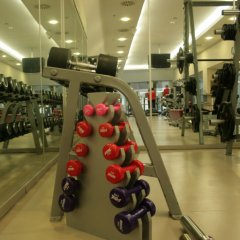 WOW Istanbul Hotel фитнесс-зал фото 3