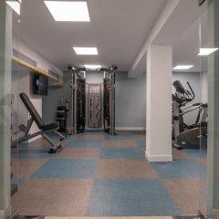 Kubic Athens Smart Hotel фитнесс-зал