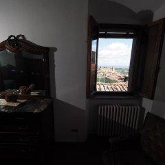 Отель Antica Posta Италия, Сан-Джиминьяно - отзывы, цены и фото номеров - забронировать отель Antica Posta онлайн комната для гостей фото 3