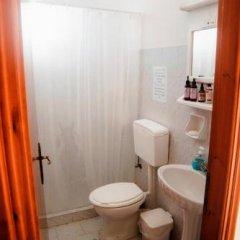 Отель Yiannis Apartments Греция, Калимнос - отзывы, цены и фото номеров - забронировать отель Yiannis Apartments онлайн ванная