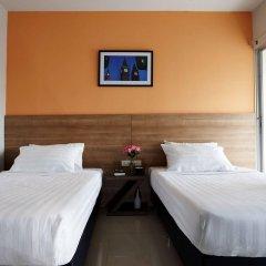 Отель Praso Ratchada Таиланд, Бангкок - отзывы, цены и фото номеров - забронировать отель Praso Ratchada онлайн комната для гостей фото 4