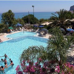 Отель Santa Lucia Le Sabbie Doro Чефалу бассейн фото 3