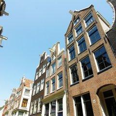 Отель JOZ suites in centre of Amsterdam Нидерланды, Амстердам - отзывы, цены и фото номеров - забронировать отель JOZ suites in centre of Amsterdam онлайн вид на фасад