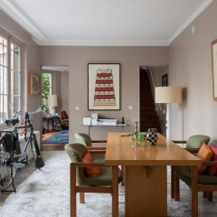 Отель onefinestay - Montparnasse Apartments Франция, Париж - отзывы, цены и фото номеров - забронировать отель onefinestay - Montparnasse Apartments онлайн питание фото 2