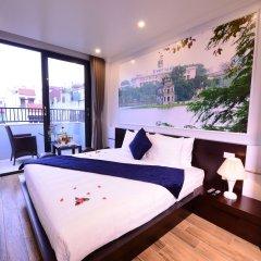 Отель Bella Rosa Hotel Вьетнам, Ханой - отзывы, цены и фото номеров - забронировать отель Bella Rosa Hotel онлайн комната для гостей фото 3