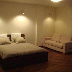 Отель Szucha Apartment Польша, Варшава - отзывы, цены и фото номеров - забронировать отель Szucha Apartment онлайн комната для гостей фото 3