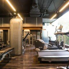 Hotel Vista Pattaya Паттайя фитнесс-зал