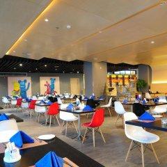 Отель Aloft Zhengzhou Shangjie гостиничный бар