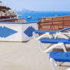 Отель Port Fleming Испания, Бенидорм - 2 отзыва об отеле, цены и фото номеров - забронировать отель Port Fleming онлайн пляж